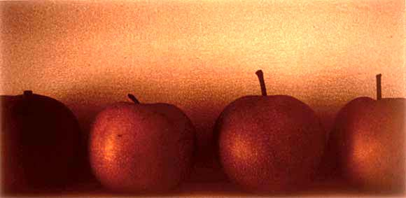 Chinese Apples (Still Life)