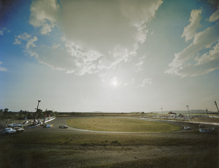 Mission Valley Speedway, Montana