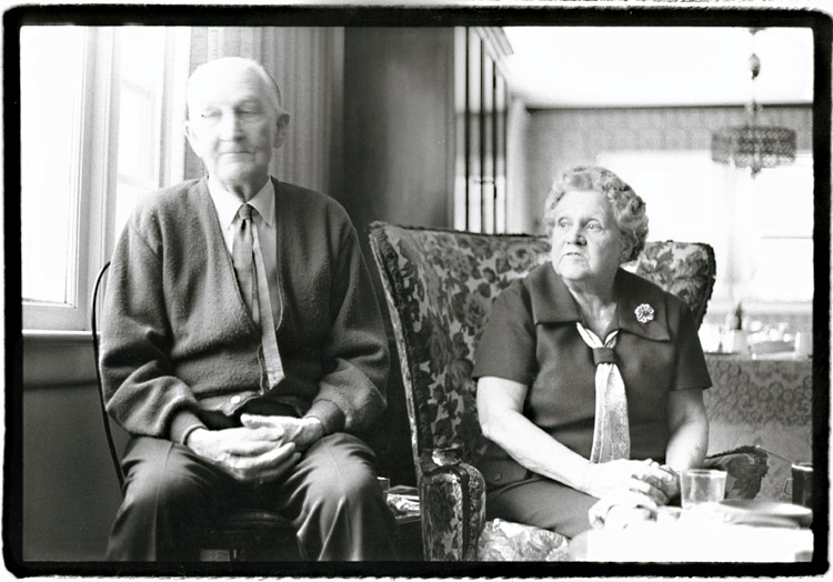 My Grandparents, Thanksgiving