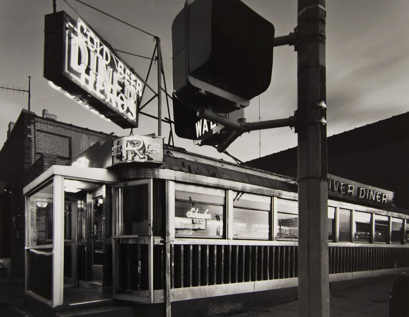 River Diner (Side), NYC