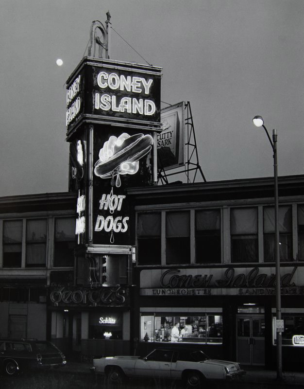 Coney Island Hot Dogs, Worchester, MA