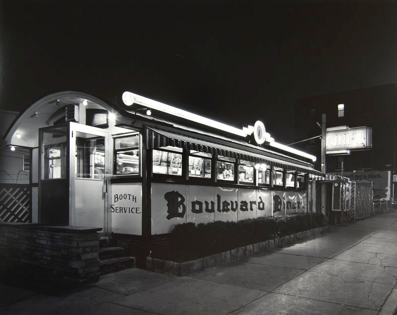 Boulevard Diner, Worchester, MA