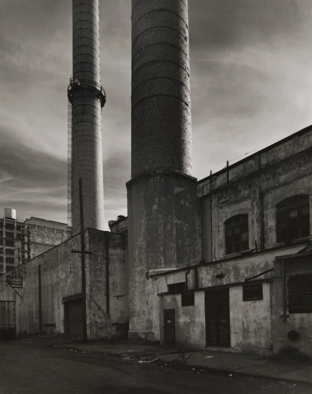 Smoke Stacks, Brooklyn, NY