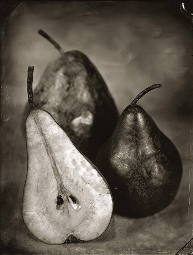 Two and a Half Pears