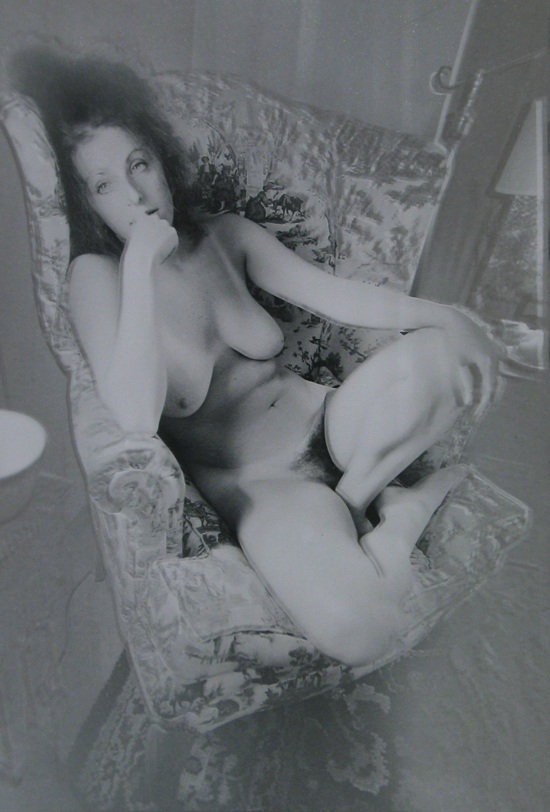 Female Nude (Manipulated Photograph)