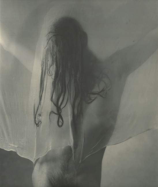 Untitled (Nude and Wet Veil)