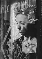 Stanko Abadžic - The Woman in Curlers Looking out a Window Click for more Images