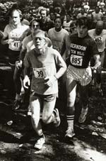 Barry Thumma - Marathon Man (President Jimmy Carter) Click for more Images
