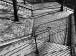 Stanko Abadžic - Stairs and Patterns (from the Paris Cycle) Click for more Images