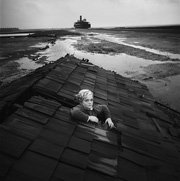 Arthur Tress - Flood Dream, Ocean City, NJ